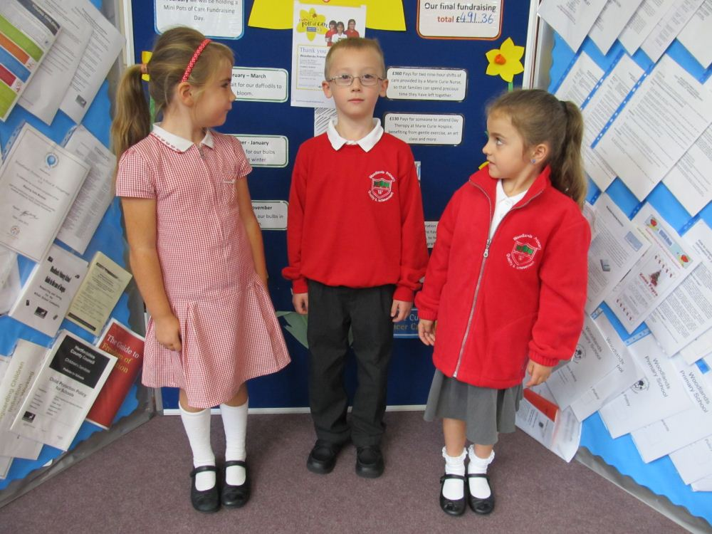 ks1 uniform