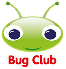Bug Club!  Log in to help improve your grammar, punctuation and spellings