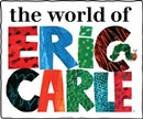 Learn more about Eric Carle - the author of The Hungry Caterpiller
